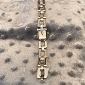 Anne Klein Silver tone bracelet watch